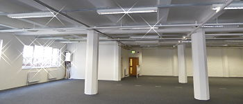 datum dilapidations office flooring decorations ceilings london trs